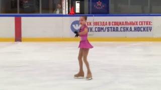 «Весенняя капель 2018» Соревнования по фигурному катанию на коньках. г. Чехов thumbnail