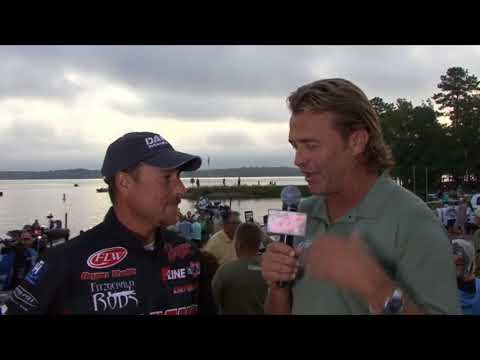 FLW Live Coverage | Forrest Wood Cup | Lake Murray | Day 1