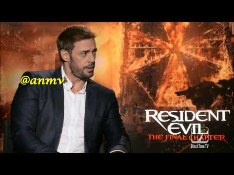 BlackTree William Levy interview for Resident Evil The Final Chapter