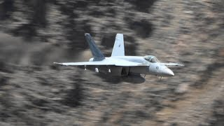 Death Valley - Star Wars Canyon F/A-18E