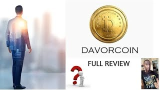 DavorCoin Full Review! Bitconnect Like Platform But On Steroids!