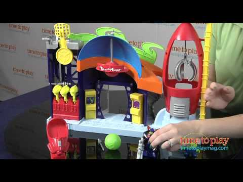 Imaginext Disney/Pixar Toy Story Pizza Planet From Fisher-Price