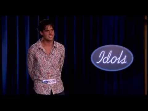 "Famous Nick Schilder singing ""She"