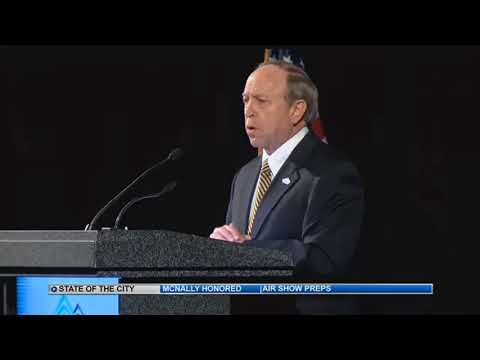 Mayor John Suthers talks growing economy in state of the city address
