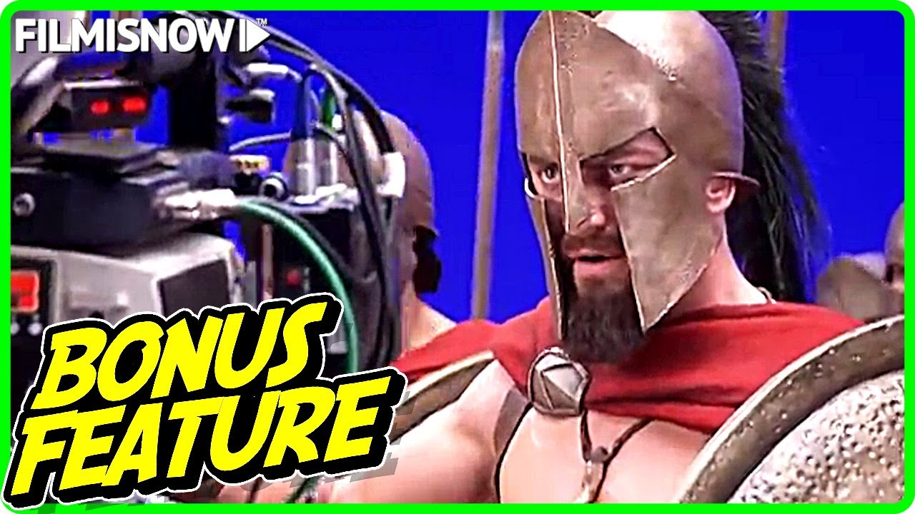 300 | To the Hot Gates Featurette