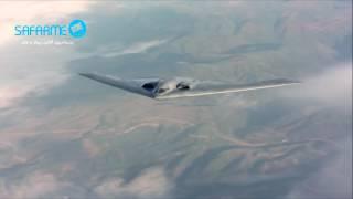 گرانترین هواپیمای جهان و تنها بمب افکن رادار گریز قرن21