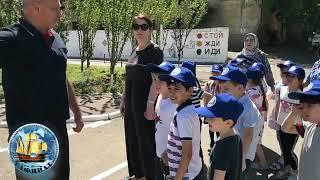 Экскурсия в Детско-юношескую автошколу