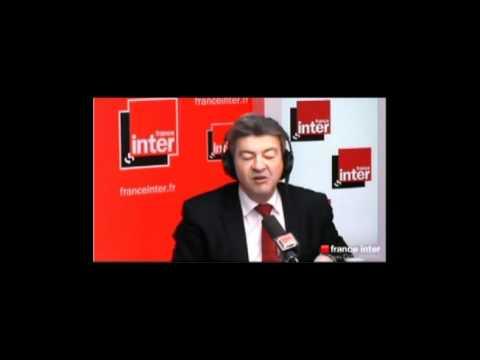 Jean Luc Mélenchon coince Patrick Cohen à France Inter
