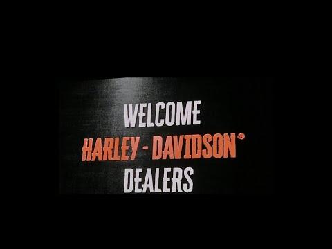 2018 Harley Davidson Dealer Show! Live from Los Angeles!