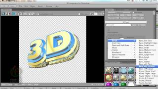 3D Invigorator Photoshop plugin vs. Photoshop