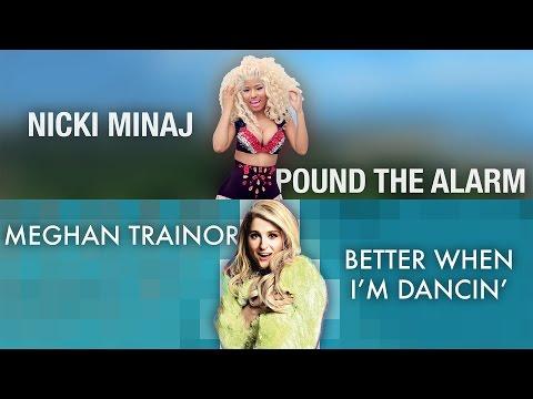 Better When I'm Poundin' (Mashup) - Nicki Minaj x Meghan Trainor