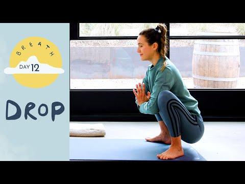 Day 12 - Drop | BREATH - A 30 Day Yoga Journey - Yoga With Adriene