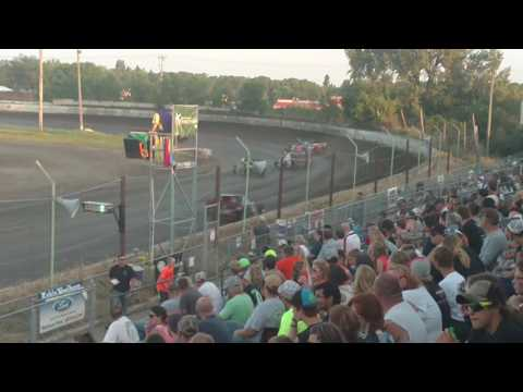 Redwood Speedway Sport Mod feature 7/31/16 part 2