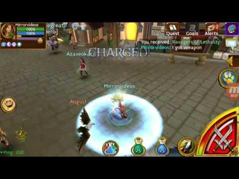 Arcane Legends - Promocodes