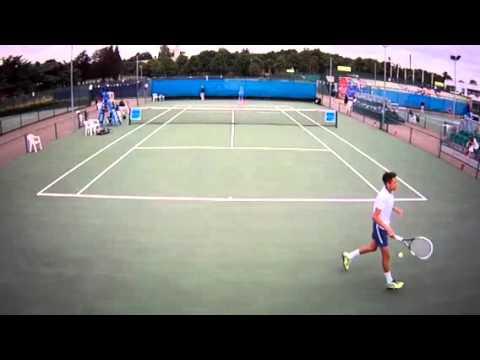 U16 British National Tennis Final 2015