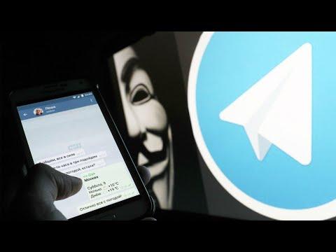 Telegram собирает информацию о вас прямо сейчас!