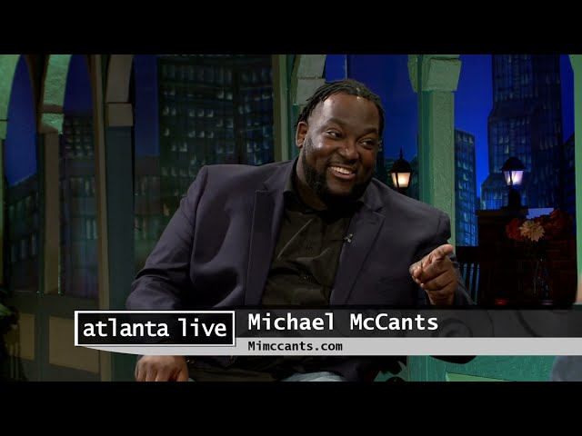 ATLANTA LIVE 08/27/21 | E. John & Nikita Citizen host Michael McCants, Kathy Smith & Trenten Pipkins