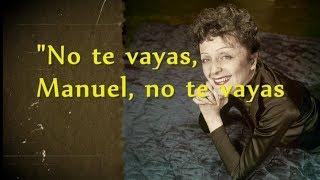 Édith Piaf - N