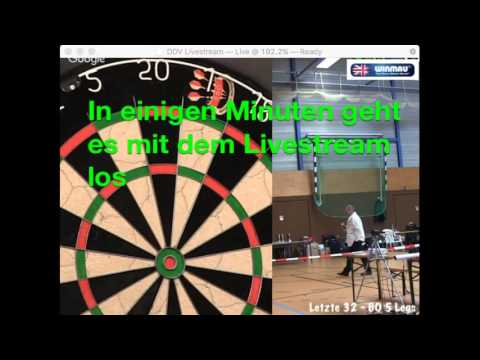 Winmau Road to Japan Nr. 4: Hamburg
