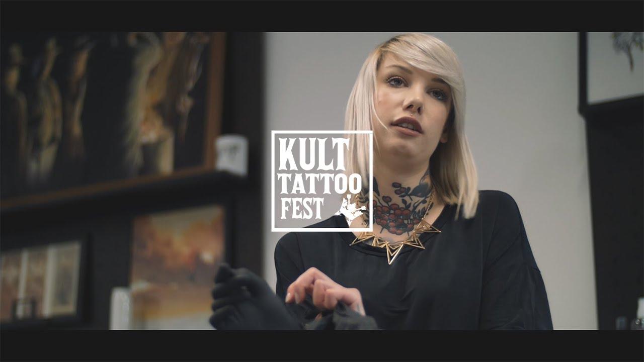 Urodzinowy Walk In Day W Kult Tattoo Fest 16042016
