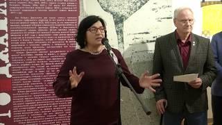 Открытие V Казанской международной биеннале печатной графики