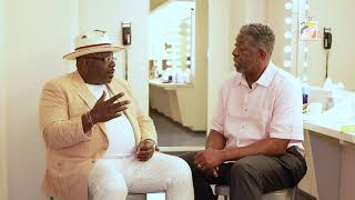 Blue Tube - Interview with Cedric The Entertainer