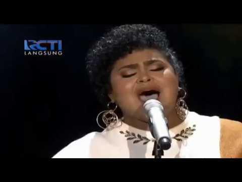 JOANITA CHATARI - Mencintaimu - Babak Spektakuler Indonesian idol