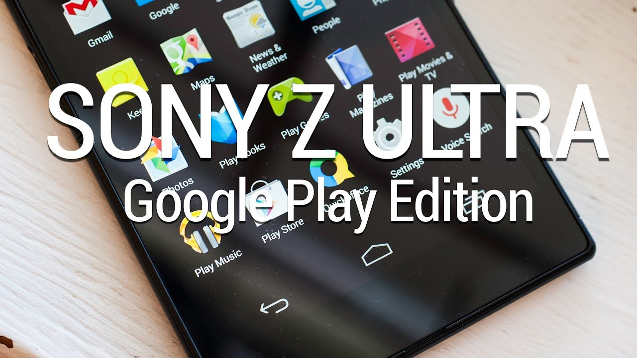 Sony Z Ultra Google Play edition review | Android Central