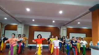 Download Lagu Rejang renteng ibu ibu banjar Purnawidya mp3