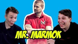 Реакция Школьников на Mr. Marmok (