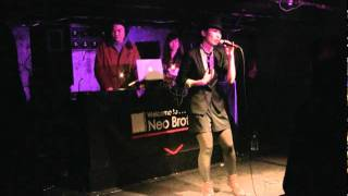 2012/01/13 MIRACLE WOMAN @NEO BROTHERZ.
