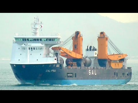 CALYPSO - SAL Heavy Lift heavy lift carrier - 2015