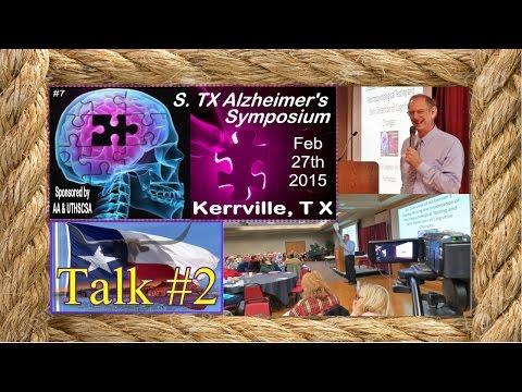 SA STGEC: AD Rural Talk | Kerrville--Detection & Screening (2015)