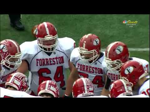 2018 IHSA Boys Football Class 1A Championship Game: Forreston Vs. Camp Point (Central)