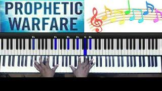 Gambar cover Prophetic / spiritual warfare chords