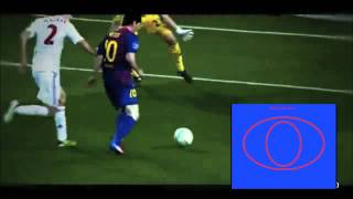 Lionel Messi skills And Goals 2012 HD #New