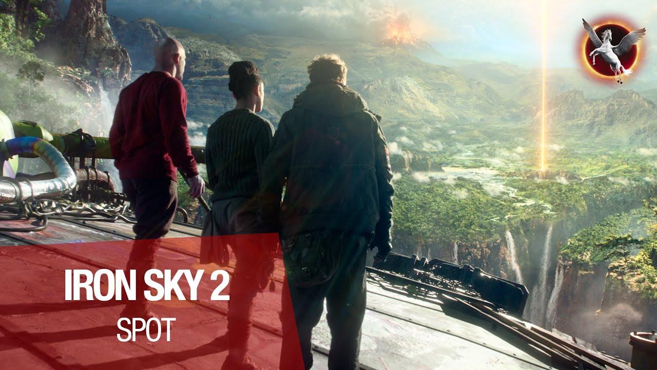 IRON SKY 2 - Un film garanti 100 % sans Trump !