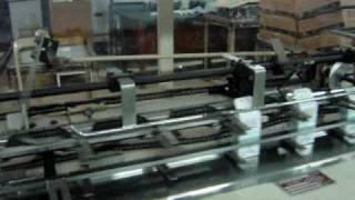 Folding Box Machine