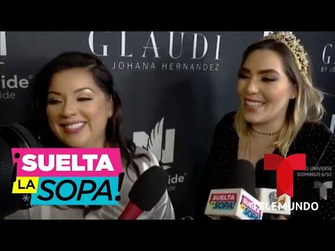 Frida Sofía reacciona a las críticas que ha recibido Alejandra Guzmán | Suelta La Sopa