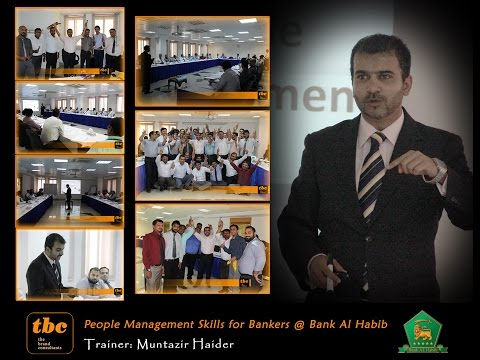People Management @ Bank Al Habib