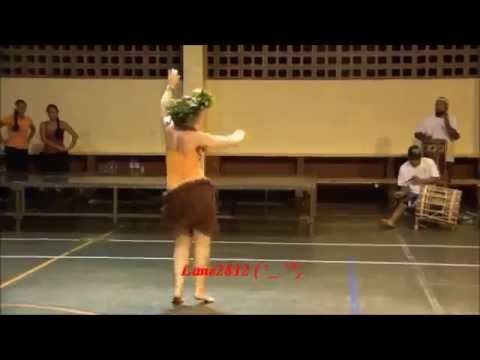 ★ MOENA M à RAIATEA ★ Best Wonderful Dancer of Ote