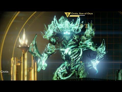 Destiny 2 Kings Fall Wallpaper Crota S End Hard Raid Level 33 Gameplay Walkthrough