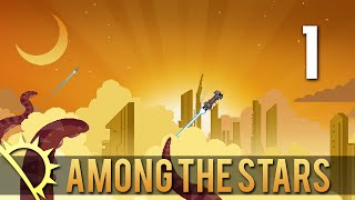 [1] Among The Stars (Let's Play Starbound w/ GaLm)