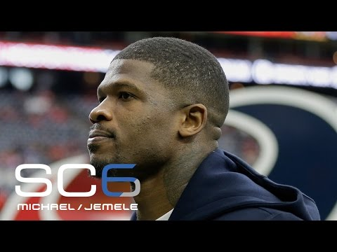 Jemele Hill Considers Andre Johnson A Hall Of Famer | SC6 | April 19, 2017