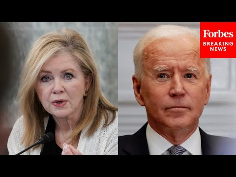 "Blackburn accuses Biden of failing to ""serve this country""; calls infrastructure bill a &#"