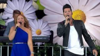 Charlotte Perrelli & Brolle - Great balls of fire - Lotta på Liseberg (TV4)