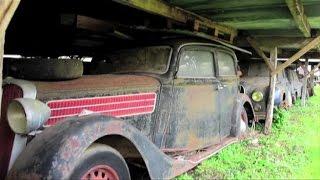 Bugatti e Ferrari d'epoca, tesoro abbandonato scoperto in granaio