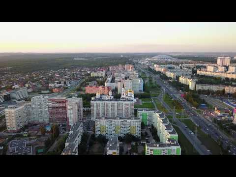 Солнечная/7 просека/Кирова (Самара) 4K