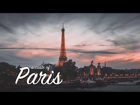 A Taste of Paris | Cinematic | Canon 700D