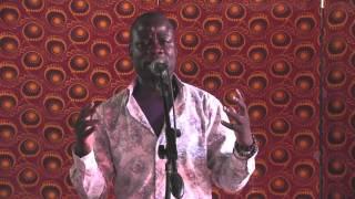 Anthem of the Black Poet by Mbizo Chirasha aka Black Poet